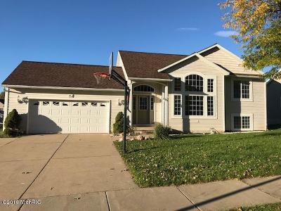 Single Family Home For Sale: 2863 Burritt Street NW