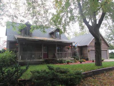 Muskegon Single Family Home For Sale: 3410 N Weber Road