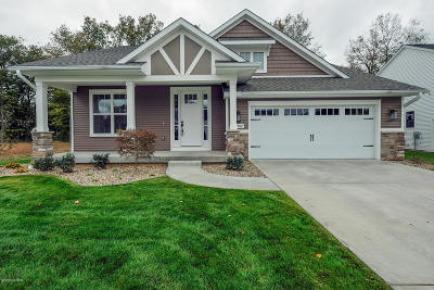 Portage Condo/Townhouse For Sale: 10582 Gracie Lane