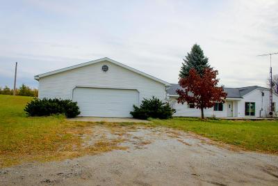 Casnovia Single Family Home For Sale: 16096 Apple Avenue
