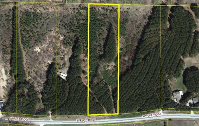 Manistee County Residential Lots & Land For Sale: Lot 6 Spruce