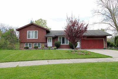 Kentwood MI Single Family Home For Sale: $199,000