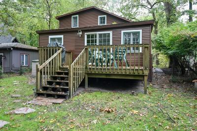 Michiana Shores Single Family Home For Sale: 23 Powhatan Drive