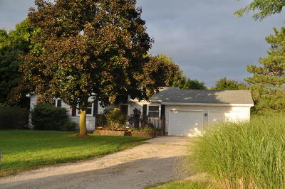 Eaton County Single Family Home For Sale: 10776 Sunfield Road