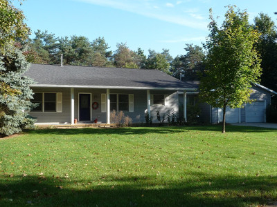 Mecosta County Single Family Home Active Contingent: 10056 Holly Lane
