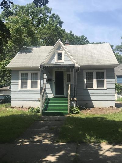 Single Family Home For Sale: 1839 Cornelius Avenue SE