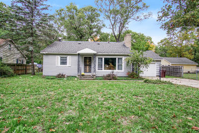 Muskegon Single Family Home For Sale: 972 Becker Road