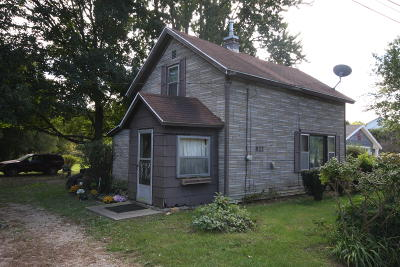Paw Paw Single Family Home For Sale: 52463 M-40