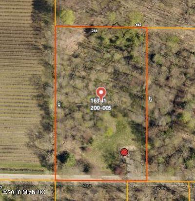 Spring Lake Residential Lots & Land For Sale: 16341 Vanwagoner Road