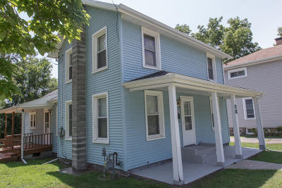 Hillsdale County Single Family Home For Sale: 28 State Street