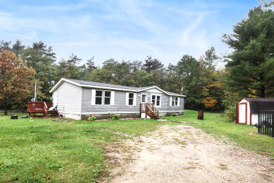 Mecosta County Single Family Home For Sale: 1105 Fisk Avenue