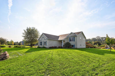 Fennville Single Family Home For Sale: 6364 Orchard Trail