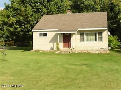 Decatur Single Family Home For Sale: 82141 M 51