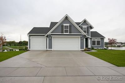 Allendale Single Family Home For Sale: 11301 Wake Drive