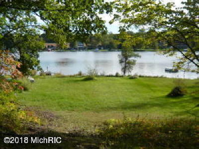 Berrien County, Branch County, Calhoun County, Cass County, Hillsdale County, Jackson County, Kalamazoo County, St. Joseph County, Van Buren County Residential Lots & Land For Sale: 17459 Lakeview Drive