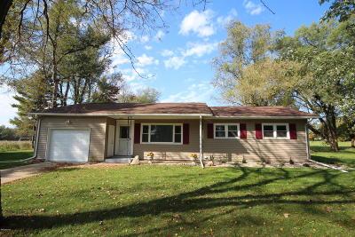 Marcellus Single Family Home For Sale: 53066 Flatbush Road