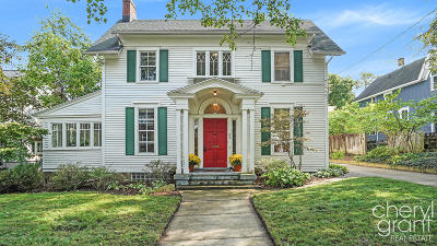 Grand Rapids Single Family Home For Sale: 22 Union Street SE