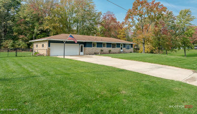 Whitehall Single Family Home For Sale: 4125 Lorenson Road