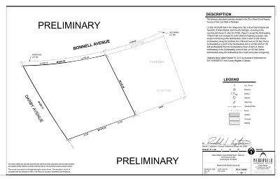 East Grand Rapids Residential Lots & Land For Sale: 2816 Bonnell Avenue SE