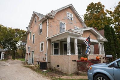 Albion Single Family Home For Sale: 400 Irwin Avenue