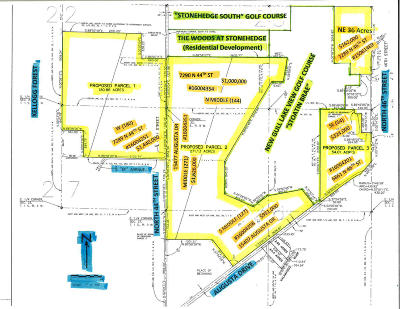 Kalamazoo County Residential Lots & Land For Sale: 7289 N 44th Street