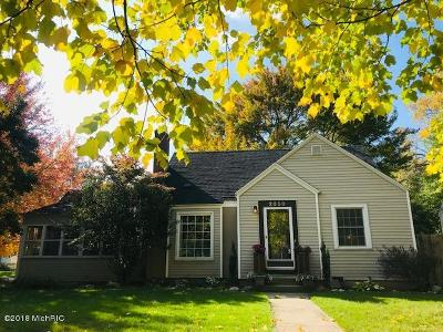 Single Family Home For Sale: 2050 Tenway Drive SE