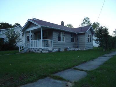 Sturgis Single Family Home For Sale: 601 N Prospect Street