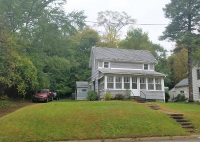 Coloma Single Family Home For Sale: 176 N West Street