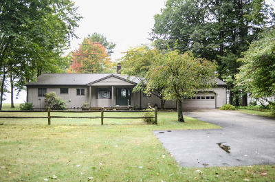 Muskegon County Single Family Home For Sale: 1309 Scenic Drive