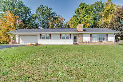 Barry County Single Family Home For Sale: 6150 S M 66 Highway