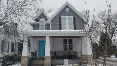 South Haven Single Family Home For Sale: 321 Huron Street