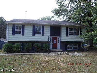 Mattawan Single Family Home For Sale: 55772 Western Avenue