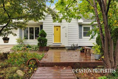 Single Family Home For Sale: 3373 3 Mile Road NE