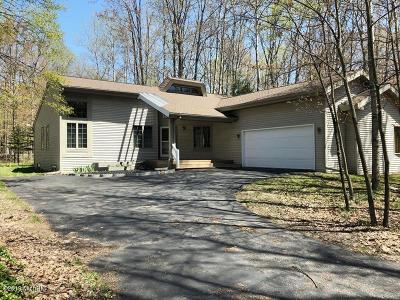 Isabella County, Mecosta County, Montcalm County, Newaygo County, Osceola County Single Family Home For Sale: 8472 Highland Trail #Lot 6