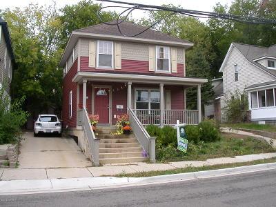 Single Family Home For Sale: 819 Logan Street SE