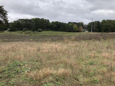 Berrien County, Branch County, Calhoun County, Cass County, Hillsdale County, Jackson County, Kalamazoo County, St. Joseph County, Van Buren County Residential Lots & Land For Sale: V/L Bellevue Rd