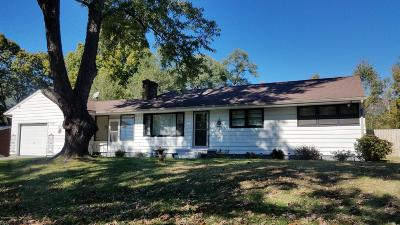 Cass County Single Family Home Active Backup: 27880 Burmax Court