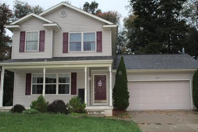 Marshall Single Family Home For Sale: 1217 Colgrove