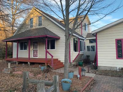 Muskegon Single Family Home For Sale: 300 S Hilton Park Road