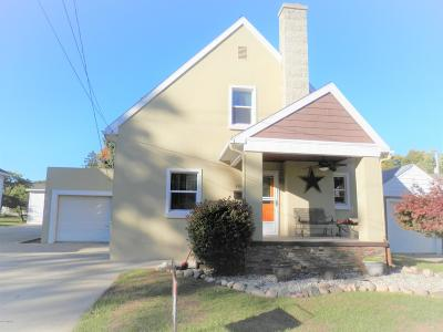Sturgis Single Family Home For Sale: 108 Cottage Street