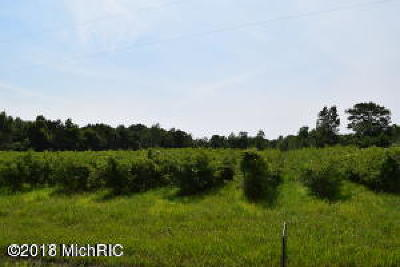 Berrien County, Branch County, Calhoun County, Cass County, Hillsdale County, Jackson County, Kalamazoo County, St. Joseph County, Van Buren County Residential Lots & Land For Sale: 00000 76th Street