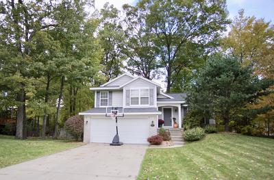 Grand Haven, Spring Lake, Ferrysburg Single Family Home For Sale: 14801 Herring Drive