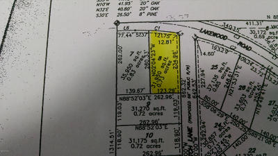 Residential Lots & Land For Sale: 1433 E Lakewood Road #Lot 8