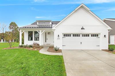 Portage Condo/Townhouse For Sale: 10575 Gracie Lane