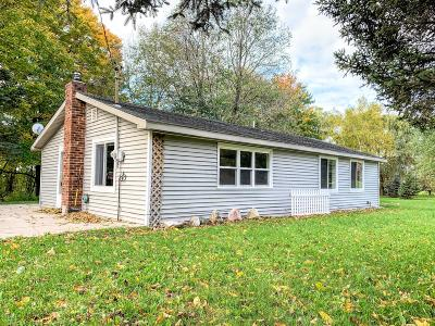 Mecosta County Single Family Home For Sale: 13983 Taft Road