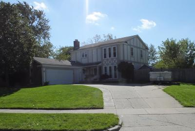 Kentwood Single Family Home For Sale: 5297 Queensbury Drive SE