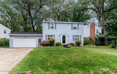 Kentwood Single Family Home For Sale: 4910 Fuller Avenue SE