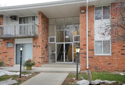 Kalamazoo Condo/Townhouse For Sale: 606 Lynn Avenue #11