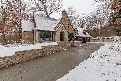 Kalamazoo Single Family Home For Sale: 1150 Long Road