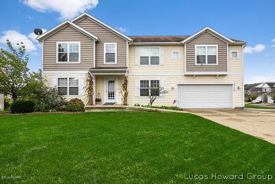 Hudsonville Single Family Home For Sale: 3106 Sun Chase Avenue